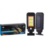 HS-8011C napelemes lámpa, mozgásérzékelős, vízálló