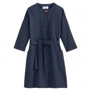 ABOUT A WORKER X LA REDOUTE Kleid mit Streifenmuster