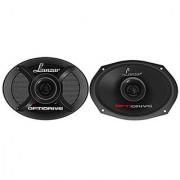 Lanzar OPTI2694 Opti-Drive Pro Series 6 x 9 Inches 1200 Watt Coaxial Full Range 4 Ohm Speaker