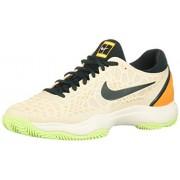 Nike Air Zoom Cage 3 Clay_918198-800 Zapatillas de Tenis para Mujer, Guava Ice/Midnight Spruce/Orange Peel, 6.5