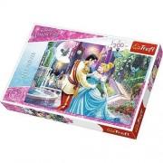 Puzzle Trefl - Disney Princess, 200 piese (58141)