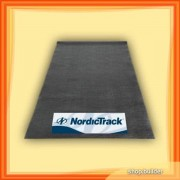 Rubber mats for treadmills