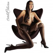 210th Crotchless Tights black M
