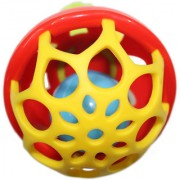 Dazzle Baby Musical Ball Rattle Musical Ball for Infants
