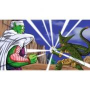 cell vs picolo sticker poster|dragon ball z poster|anime poster|size:12x18 inch|multicolor