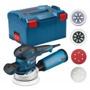 BOSCH PRO Ponceuse Excentrique BOSCH GEX 125-150 AVE Professional 400 W en L-Boxx