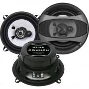 3-sustavski koaksialni zvučnici za ugradnju 150 W Crunch GTI-52