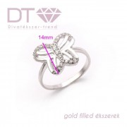 Butterfly II női gyűrű