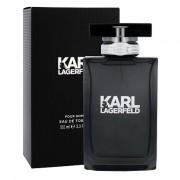 Karl Lagerfeld Karl Lagerfeld For Him eau de toilette 100 ml uomo