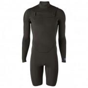 Patagonia R1 Lite Yulex Full Zip L/S Spring Suit Tuta in neoprene (S, nero)
