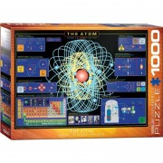 Eurographics Puzzle 1000 piese The Atom