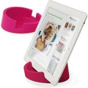 Podstawka kuchenna pod tablet różowa