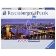 PUZZLE LONDRA NOAPTEA 1000 PIESE Ravensburger