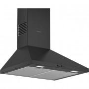 Bosch DWP64BC60 Kürtős páraelszívó, fekete, 60 cm Piramis design, 3-fokozatú, C