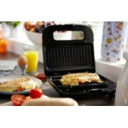 Philips PANINI MAKER HD2394 Grill(Black)