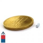 Magnet neodim cilindru 2 x 4 mm