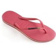 Havaianas Slim Brasil Flip-Flop, Flamingo 35–36