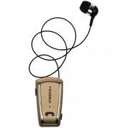 Audífonos Bluetooth Manos Llibres Inalámbricos, F-V3 Auricular Estéreo Inalámbrico Audifonos Bluetooth Manos Libres Auriculares Con Micrófono (oro)