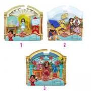 Дисни принцеси - Игрален комплект с малка кукла Елена от Авалор, Disney, налични 3 модела, 0340415