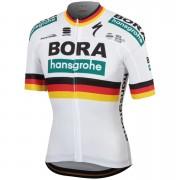 Sportful Bora-Hansgrohe BodyFit Team Jersey - German National Champion Edition - S