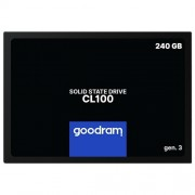 "SSD 2.5"", 240GB, GoodRam CL100 Gen. 2, 7mm, SATA3 (SSDPR-CL100-240-G2)"