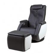 Масажен стол CASADA SMART V + масажна табуретка - цвят черен