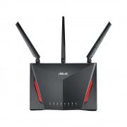 ROUTER, ASUS RT-AC86U, AC2900, NitroQAM™, 750+2167 Mbps