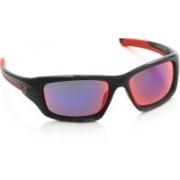 Oakley VALVE Round Sunglass(Red, Blue)