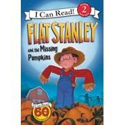 Flat Stanley and the Missing Pumpkins, Paperback/Lori Haskins Houran