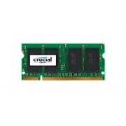Crucial 1GB DDR2 SODIMM 1GB DDR2 800MHz memory module