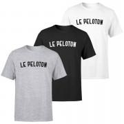 Le Peloton Men's T-Shirt - Black - M - Black