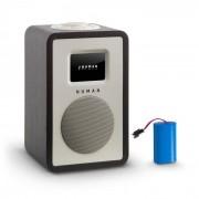Numan Mini One Design radio digital Display color 2,4 TFT Bluetooth DAB+ negro (60001790)