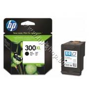 Касета HP 300XL, Black, p/n CC641EE - Оригинален HP консуматив - касета с глава и мастило