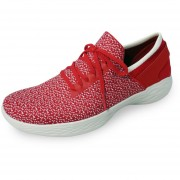 Tenis Skechers Para Dama Sport - 14950red Rojo
