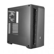 Кутия CoolerMaster MasterBox MB510L, ATX/Micro-ATX/Mini-ITX, 2 x USB 3.0, прозорец, черен, без захранване