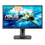 "Монитор Asus MG248QR, 24"" (60.96 cm) TN панел, Full HD, 1ms, 100M :1, 350 cd/m2, HDMI, DVI, DisplayPort"