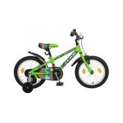 "Polar JUNIOR BOY Dečiji bicikl 16"" Zelena (B162S59181)"