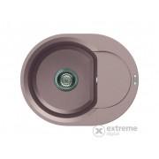 Ghiuveta granit Elleci Easy ROUND 600 G43 Tortora