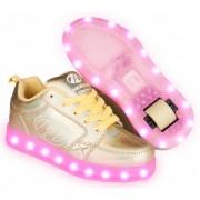 Heelys Premium 2 Lo Yellow/Hologram