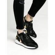 Sik Silk Evolution Trainer Black & Gold 44