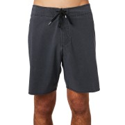 Volcom Macaw Solid 18 Mens Boardshort Black