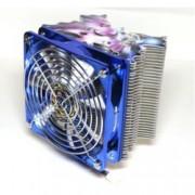 Охлаждане за процесор Titan Vanessa L (120mm), съвместимост с Intel LGA 775 & AMD K8/AM2/AM2+/AM3/AM3+/FM1/FM2