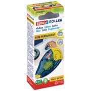 tesa Roller, lepiaci strojček s opätovne snímateľným lepidlom, s vymeniteľnou náplňou, 8,5m x 8,4mm 59200-00005-06