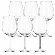 Royal Leerdam 6x Luxe XXL wijnglazen 730 ml Bouquet