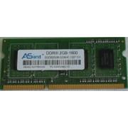 ASINT DDRIII 2GB-1600 SSZ302G08-GGNHC 1227 CH PJ-D2002392 - 10