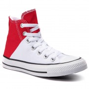 Кецове CONVERSE - Ctas Hi 563460C Enamel Red/White/Enamel Red