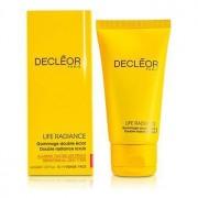 Decleor life radiance double radiance scrub viso 50 ml