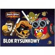 Детски скицник - Angry birds - St.Majewski, 5903235290411