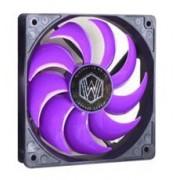 Hladnjak za kućište Alexander Weiss, Purple LED 120x120x25mm