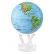 Glob pamantesc solar rotativ Mova World Gloss